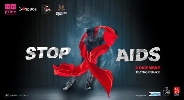 STOP AIDS 2017 -  TEATRO ESPACE @ Teatro Espace | Torino | Piemonte | Italia